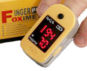 Pulse oximeter MD300C1 by PulseOximeterOnline.com